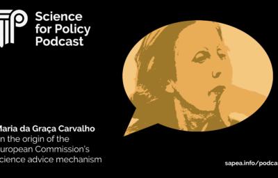 Graça Carvalho podcast episode